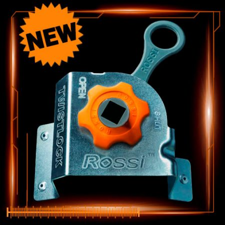 Rossi Twistlock Air Flow Regulator